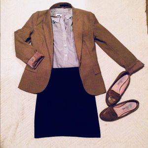H&M Divided Black Pencil Skirt 4